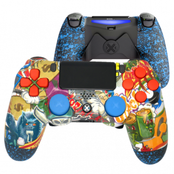 Mando Ps4 Stickers