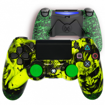 Mandos Ps4 Joker Amarillo