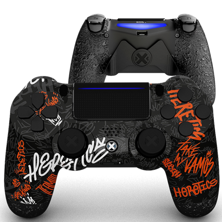 Mando Oficial Team Heretics