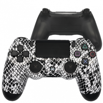 Mando Ps4 Snake Blanco