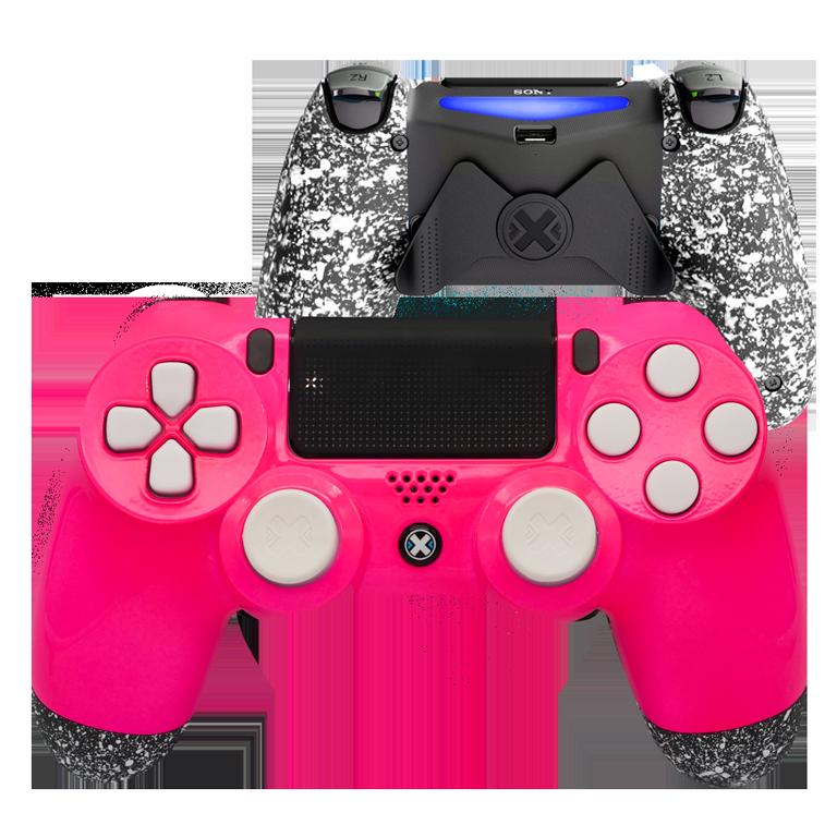 Mando Ps4 Pink