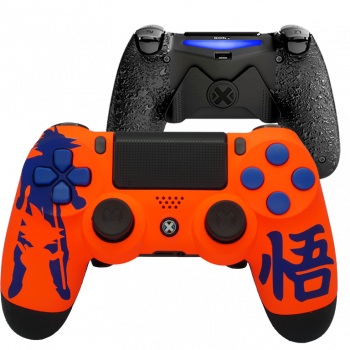 Mando Ps4 Super Saiyan