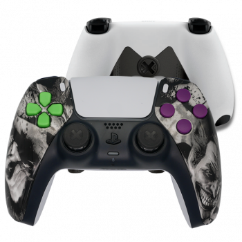 Mando Ps5 Joker Blanco
