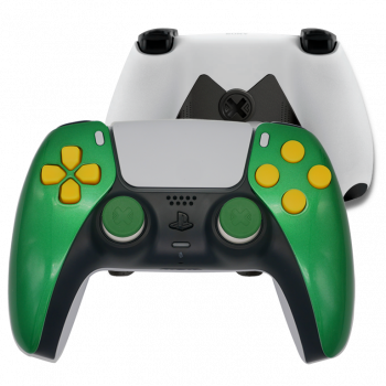 Mando Ps5 Organic Green