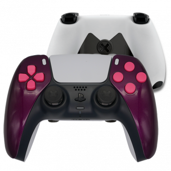 Mando Ps5 Purple