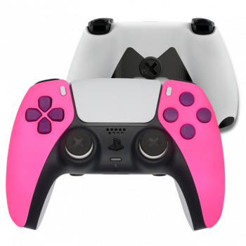 Mando Ps5 Mate Rosa