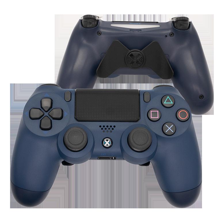 Mando Ps4 Pro series Midnight Blue